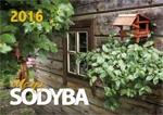 Spalvotas sieninis �Mano sodyba� kalendorius 2016 metams, 2015